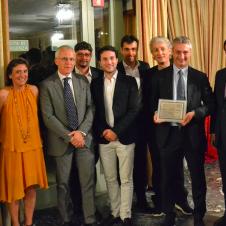"""A Stefano Papini, presidente di Confesercenti, il premio """"Business Angel of the Year Piemonte"""""""