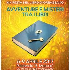 Orbassano, festa del libro dal 6 al 9 aprile. Buoni sconto per i negozi cittadini a tutti i partecipanti