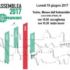 Confesercenti, il 19 giugno l'assemblea nazionale 2017 (anche) a Torino