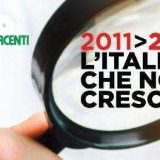 """""""2011>2020 L'Italia che non cresce"""", lo studio di Confesercenti su commercio e consumi: 60 miliardi in meno di spesa negli ultimi otto anni"""
