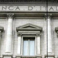 Bankitalia: nella prima parte del 2019 inaspriti i criteri di offerta dei prestiti alle imprese, per il trimestre in corso previsto un lieve allentamento