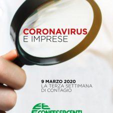 """Coronavirus, il contagio per le imprese: nell'ultima settimana persi ulteriori 500 milioni nel turismo e almeno 100 milioni negli altri consumi. Aggiornamento dello studio di Confesercenti sugli effetti economici del Covid-19: """"Ecco le nostre proposte per superare l'emergenza"""""""