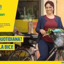 """Spesa quotidiana? Prima la bici! Al via la campagna di Confesercenti, Fiab e Cna. Patrizia De Luise: """"La rete dei negozi e delle attività urbane offre il contesto ideale per incentivare lo shopping in bicicletta"""""""
