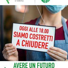 """Fiepet-Confesercenti: """"Da domani il manifesto di protesta in migliaia di bar, ristoranti e pub"""""""