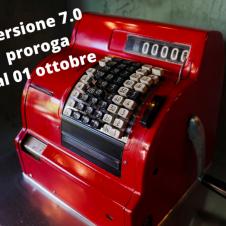 Invio dei corrispettivi, slitta al 1° ottobre l'obbligo di aggiornamento del registratore telematico (ma il registratore bisogna averlo)